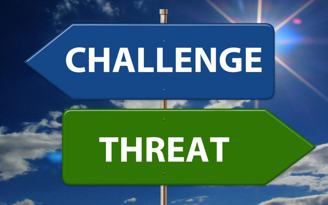 """威胁还是挑战?当你这样思考时,就能将""""压力""""转变为""""能量"""""""