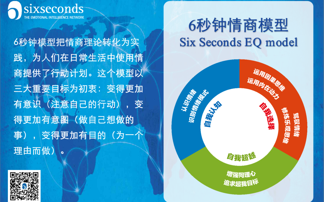 6秒钟情商模型 The Six Seconds EQ Model
